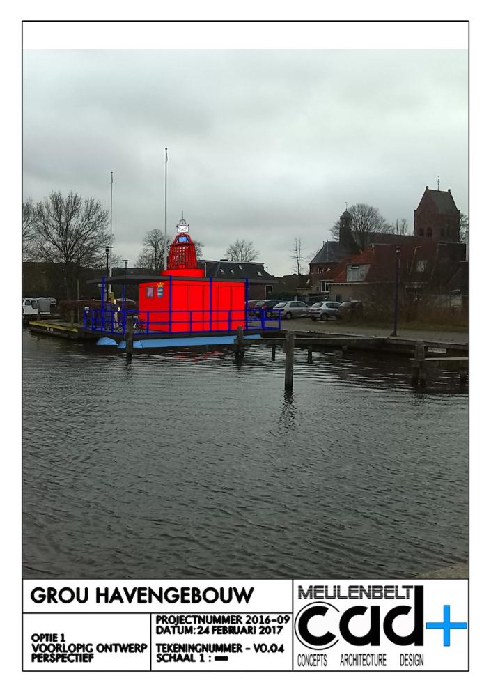 2016-09.Grou havengebouw 1.perspectief