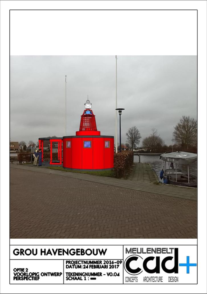 2016-09.Grou havengebouw 2.perspectief