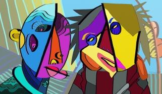 34e.Picasso and me.1000