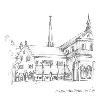 Kloster Maulbron.1000