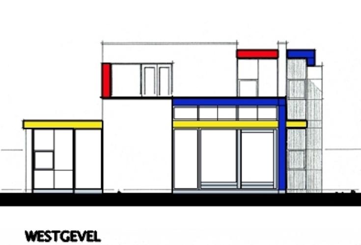 2018-06-19.Drachten-Verbouw woning W.gevel